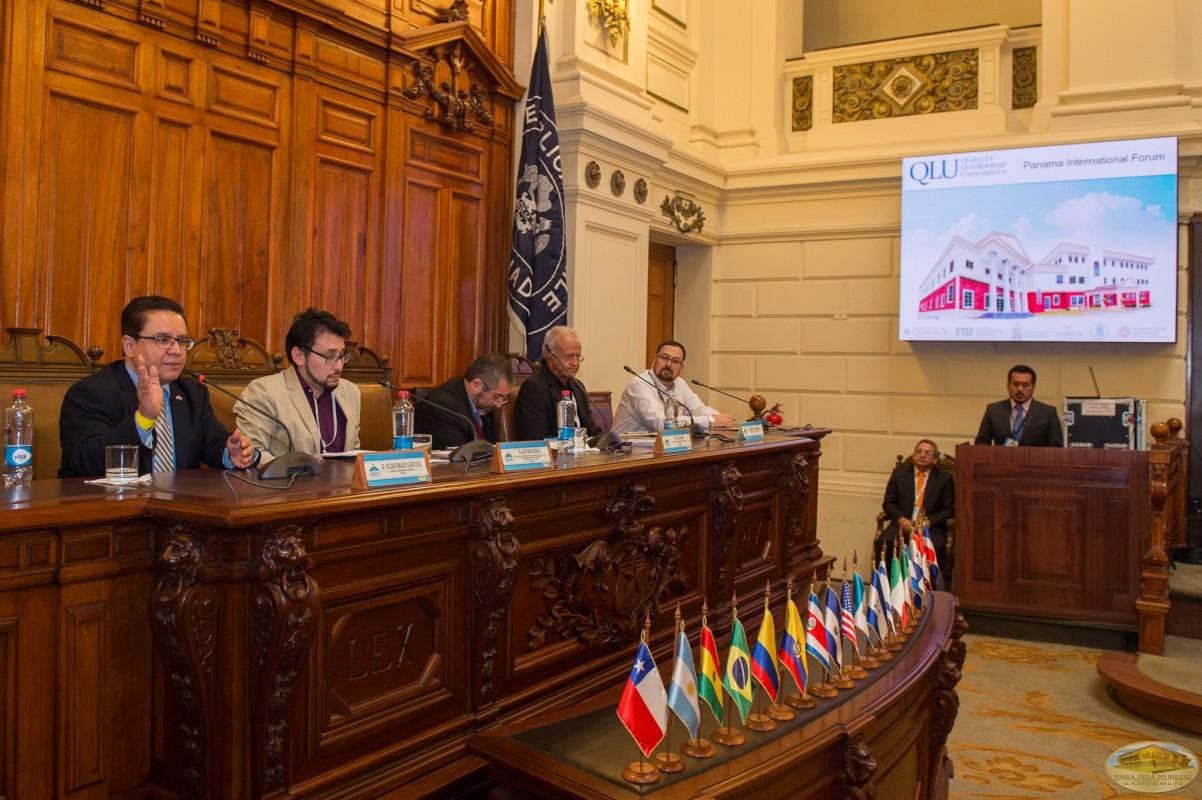CÁtedra Por La Paz: La Contribución De La Cátedra Para La Paz Fue Tema