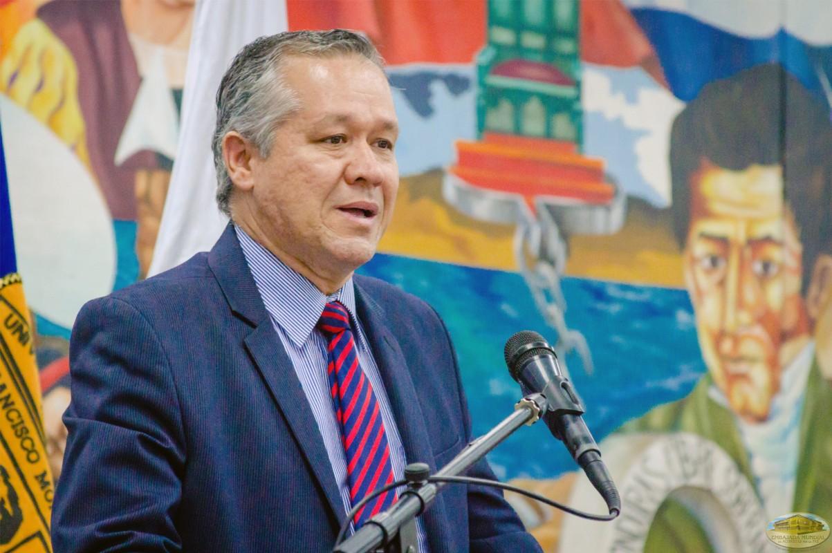 Juan Carlos García | IV Seminario Internacional de la ALIUP - Tegucigalpa, Honduras