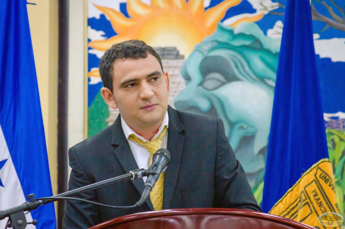 Carlos Mario De la Espriella | IV Seminario Internacional de la ALIUP - Tegucigalpa, Honduras