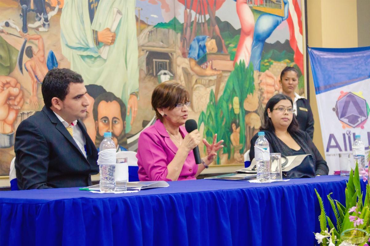 Preguntas y Respuestas, Mesa 1 | IV Seminario Internacional de la ALIUP - Tegucigalpa, Honduras