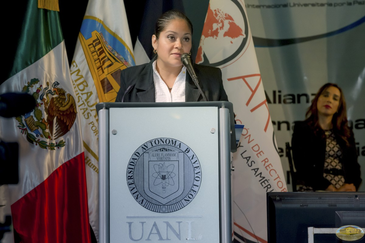 Carla Oyuki Rubio | Firmas de Convenios ALIUP y Universidades en México