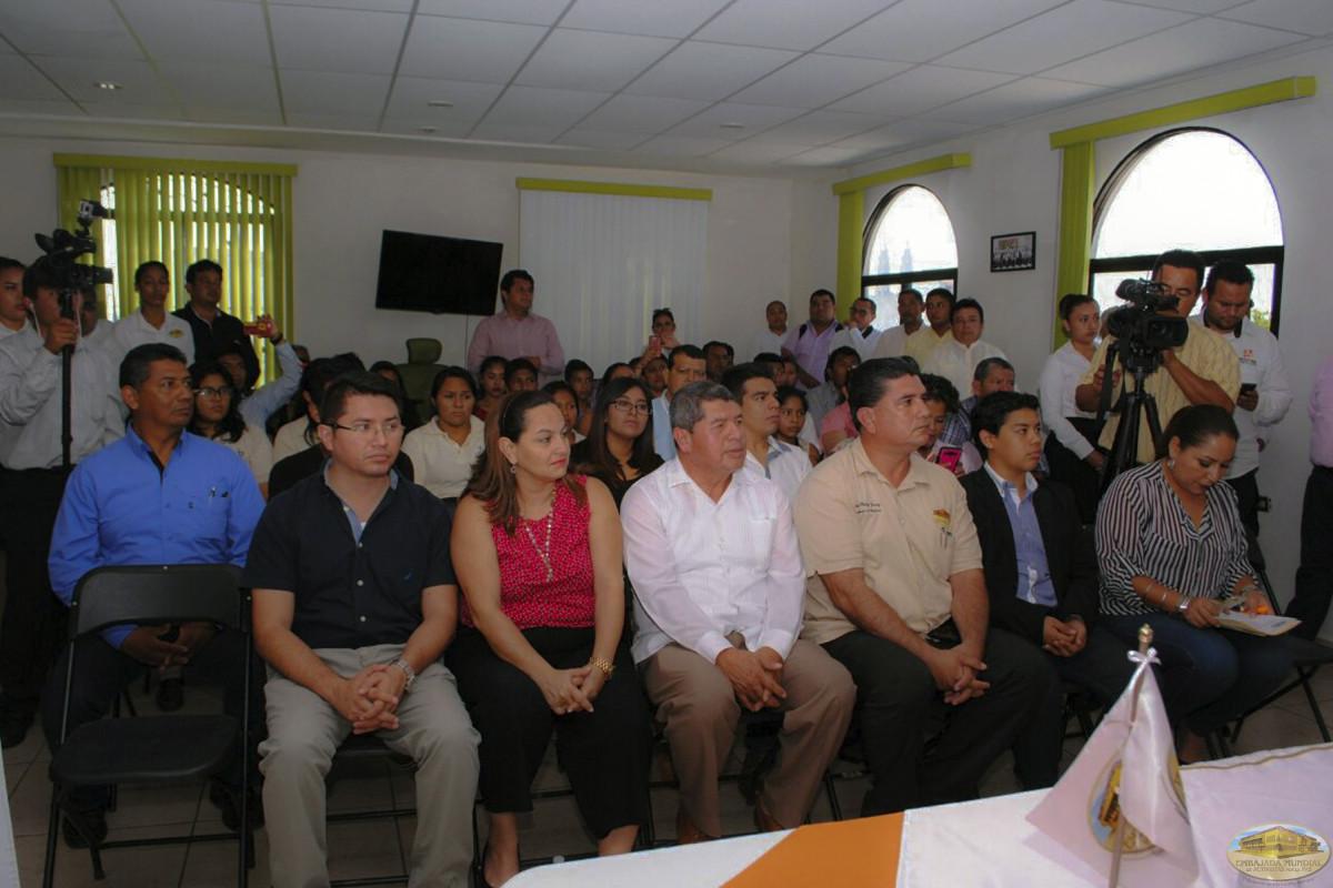 INJUTAB y la EMAP Firman convenio de colaboración en Tabasco.