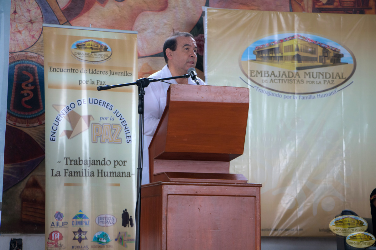 The GEAP in Mexico held the Encounter of Youth Leaders for Peace