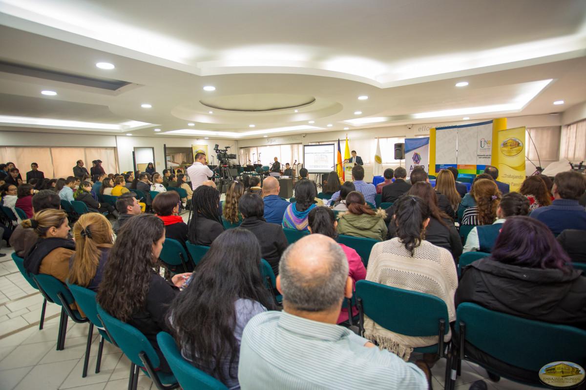 En Colombia la UNAD firma convenio con la EMAP