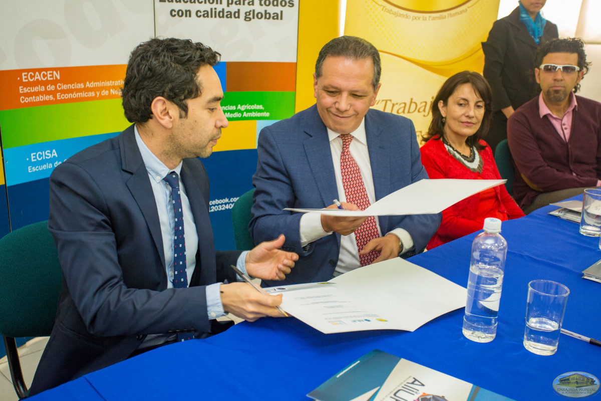 Colombia | UNAD joins the Alliance of Universities for Peace