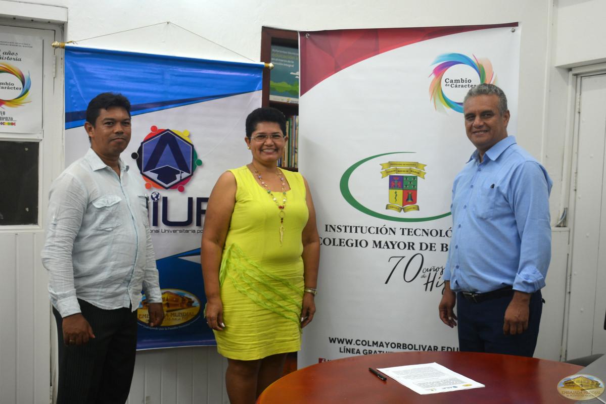 Centros de educación en Colombia firman acuerdo por una cultura de paz