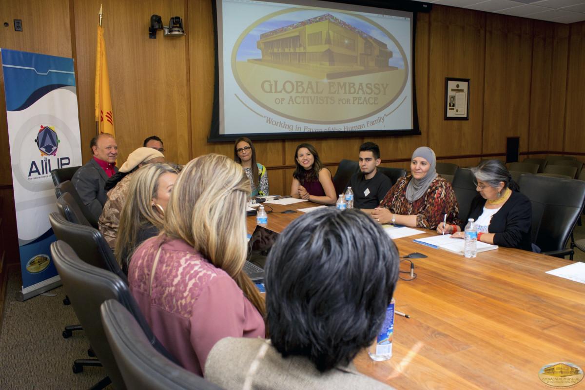 Universidad de Nuevo México pionera en el  programa ALIUP.