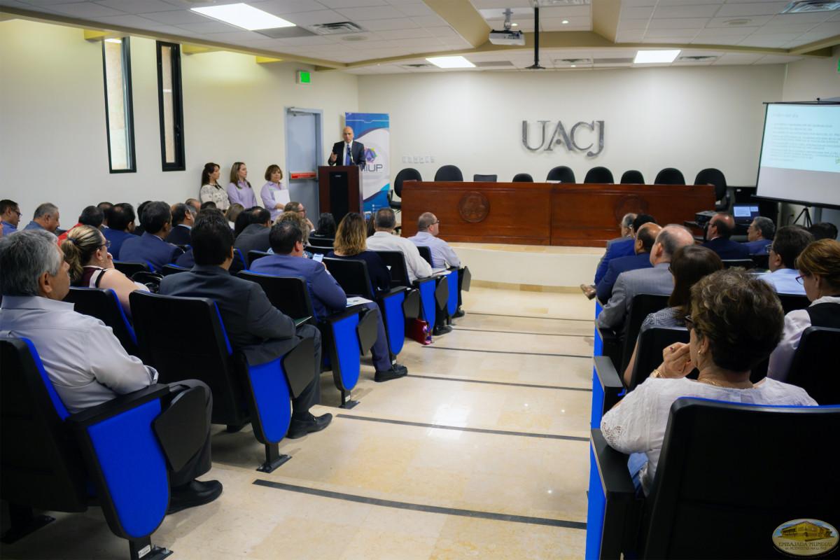 La EMAP participa en el 2o. Foro Estatal de Educación Superior  en México