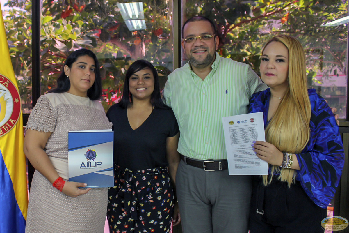 Colombia│ Institutes of higher education sign an alliance with the GEAP