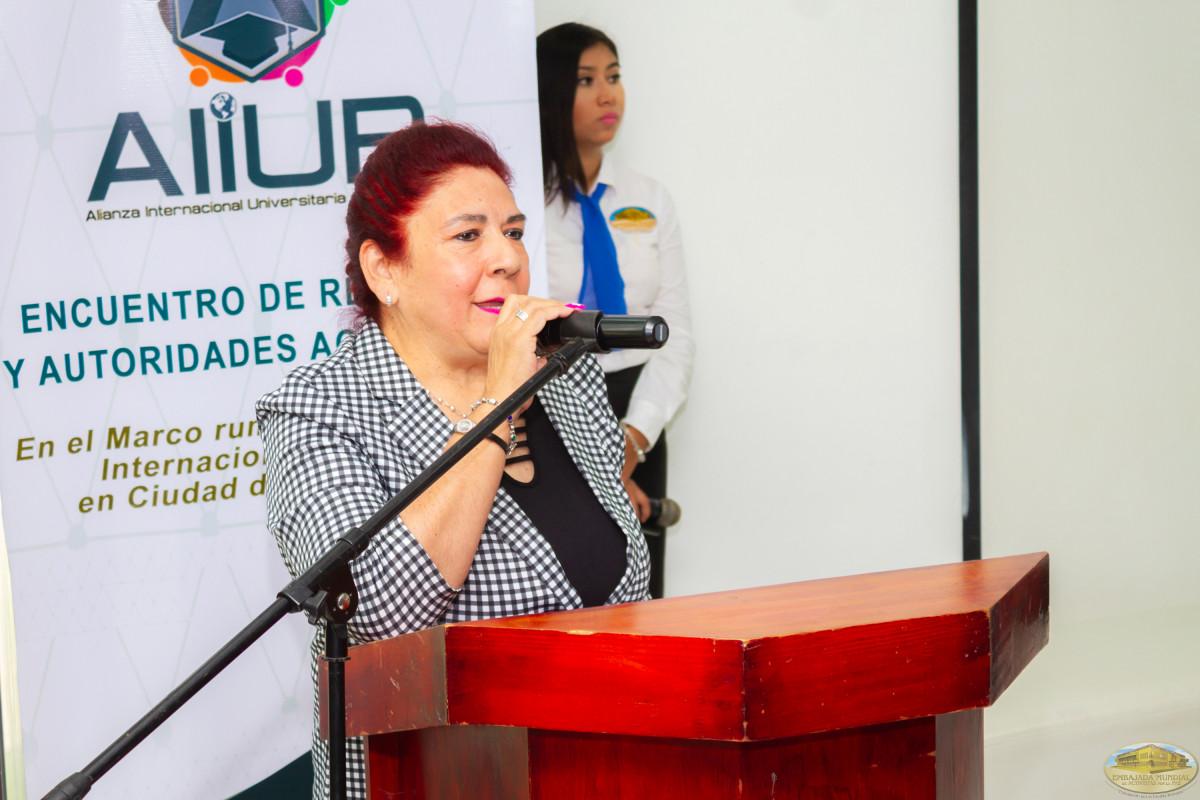 Encuentros de Rectores y Autoridades Académicas en México