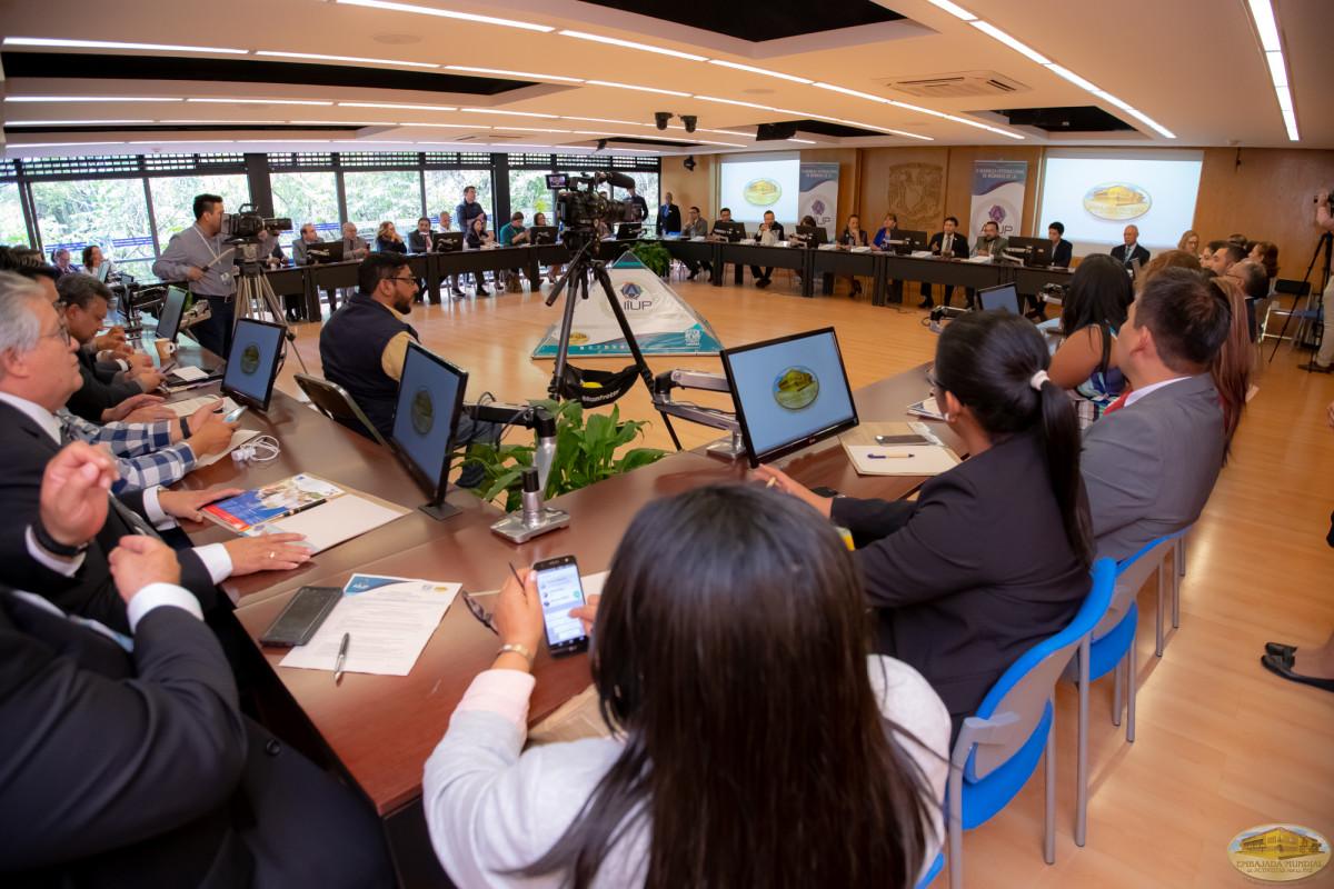 Proponen acciones para fortalecer la Alianza Universitaria por la Paz