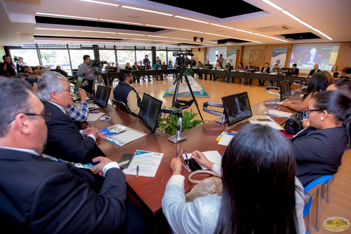 Alianza Universitaria apoya la Proclama por la Paz de la Madre Tierra