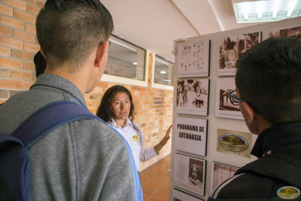Alianza por la paz| EMAP firma convenio con la Universidad Santo Tomás