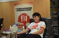 Spain 2nd Blood Drive