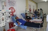 Venezuela 2nd Blood Drive