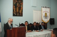Recognition at Panama's City Council