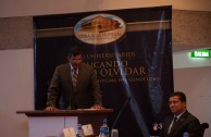 """Forum """"Educating to Remember"""" was developed in the presence of various diplomats at the Bar Association of Costa Rica"""