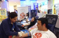 Chile 2nd Blood Drive