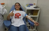 Brazil 2nd Blood Drive