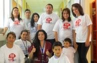 Chile 2nd Blood Drive
