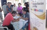 Continúa con éxito recolección de firmas en Venezuela por la paz y la reconciliación.