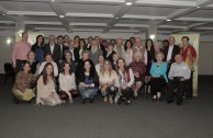 Acto con sobrevivientes del Holocausto en Sinagoga Betel, México
