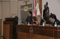 """Forum """"Educating to Remember """" at the Legislative Palace of Paraguay"""