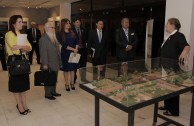 Traces to remember at the Palace of Justice in Paraguay