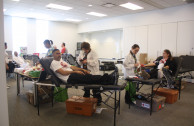 Chicago, IL, USA 3rd Blood Drive