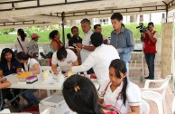 3rd Blood Drive in Pitalito, Huila