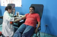 El Salvador 3rd Blood Drive
