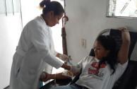 Honduras 3rd Blood Drive