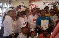 3rd International Blood Donation Marathon in Venezuela