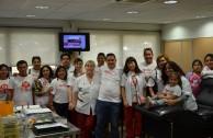 Spain 3rd Blood Drive