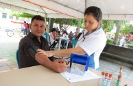 Guatemala 3rd International Blood Drive Marathon