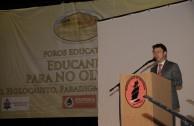 """Cierre de Foros """"Educando para No Olvidar"""" en el Chaco argentino"""