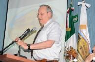 Foro judicial en la UNAM