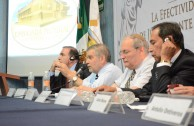 """Forum: """"Justice, not revenge. The effectiveness of international courts of justice before criminals against humanity"""", in the Autonomous University of Mexico"""