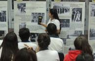 Charlas sobre el Holocausto en la Universidad de Formosa, Argentina