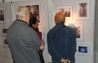 """Opening """"Traces to Remember"""" in Azul, Argentina"""