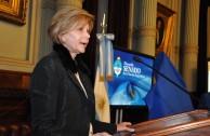 Homenaje póstumo a Ceslada Eisen de Keselman, Argentina