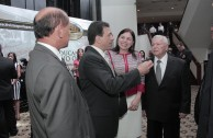 """Presentation of the gallery - """"Educating to Remember"""" exhibition, Venezuela"""