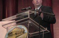 Ing. Miguel Osers, Director del Comité educativo de Yad Vashem