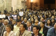 First Educating to Remember Forum in the City of Antigua, Guatemala