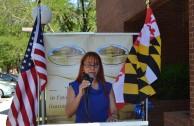 Embajada Mundial de Activistas por la Paz abre su oficina en Maryland, Estados Unidos