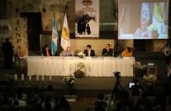 Primer Foro Educando para no Olvidar en la Ciudad de la Antigua, Guatemala