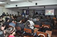 """Primer Foro """"El Holocausto, paradigma del genocidio"""" en la Universidad Católica de Paraguay"""