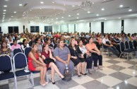 """Field of Human Rights: Fundamental topic in the Forum """"Educating to Remember"""" from the University of Panama UMECIT"""