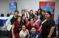 """Materia de Derechos Humanos: Tema fundamental en el Foro """"Educando para No Olvidar"""" de la Universidad UMECIT de Panamá"""