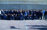 """""""Traces to Remember"""" at the Faculty of Engineering at UNICEN Olavarria, Argentina"""